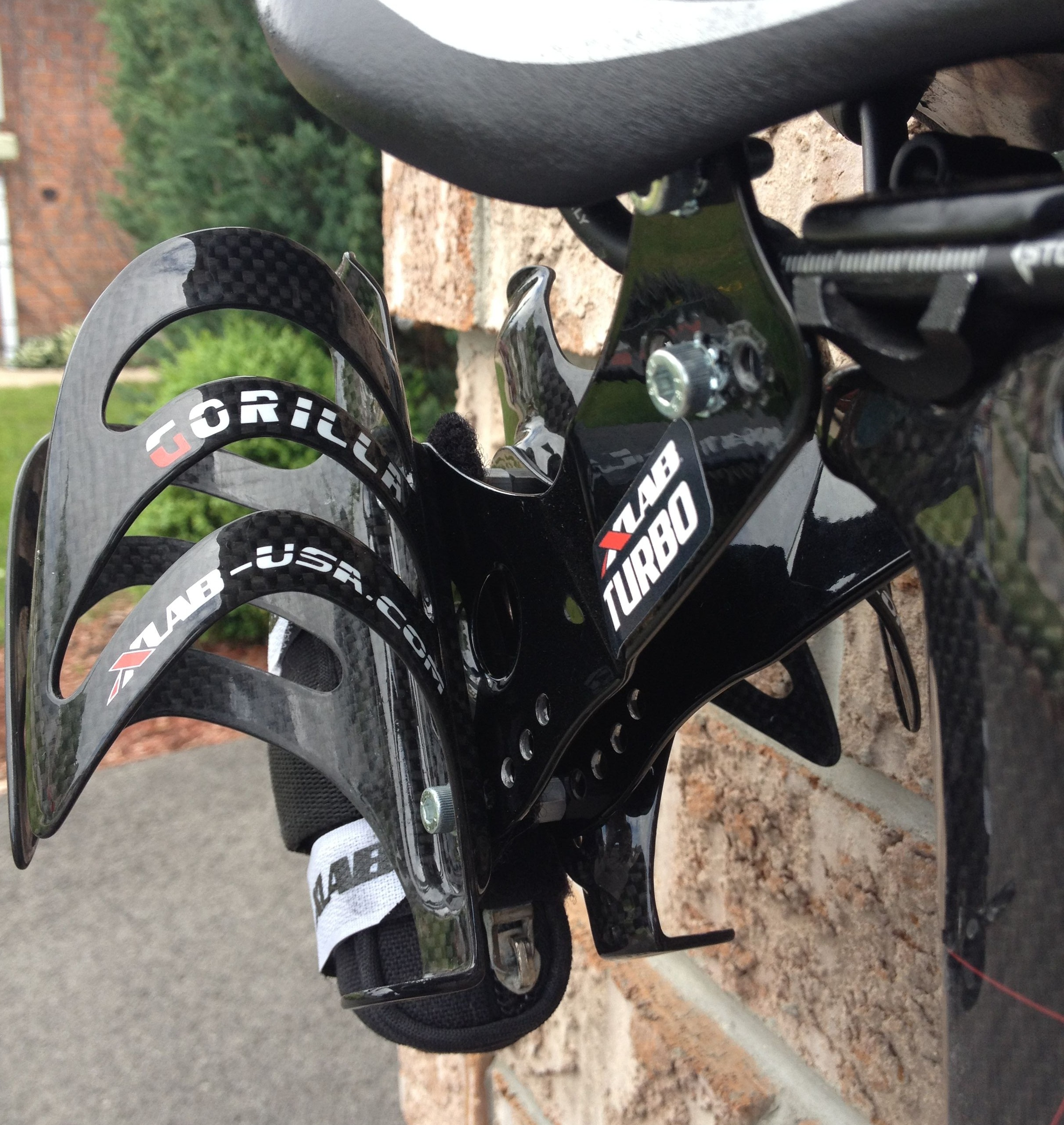 X Lab Hydration Turbo Wing And Gorilla Cage Rear