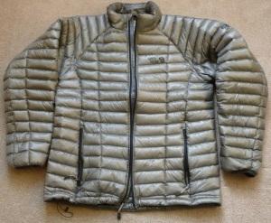 The Mountain Hardwear Ghost Whisperer Down Jacket