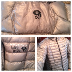 Mountain Hardwear Ghost Down Jacket intro