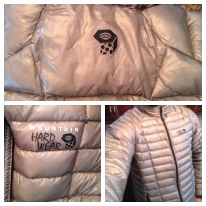 Mountain Hardwear Ghost Down Jacket intro