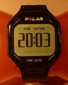Polar RCX5 face