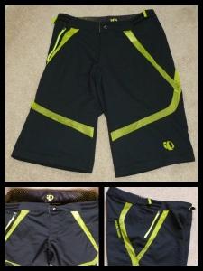 Pearl Izumi Divide MTB Shorts
