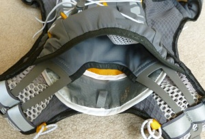 VaporWrap bladder suspension sleeve