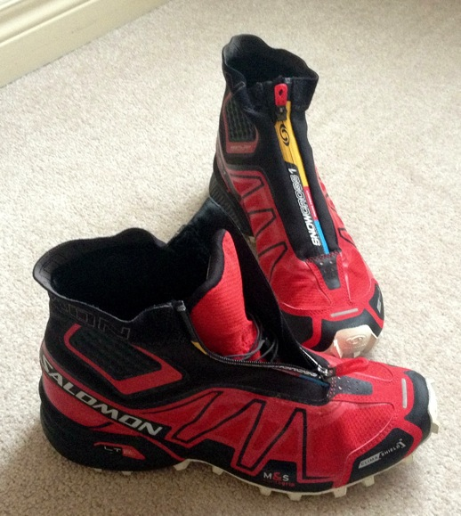 brand new 91228 aa5f8 Salomon Snowcross shoes