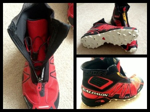 Salomon Snowcross features