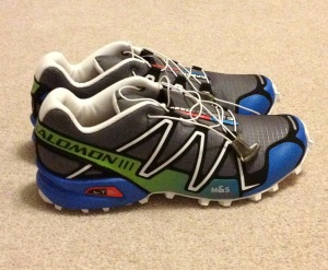 Salomon Speedcross 3 (2013)