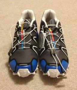 Speedcross 3 lacing system