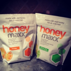 HoneyMaxx comes in 500g bags which is about 20 servings