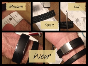 Easy to fit to any wrist size