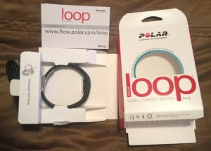 The Polar Loop Activity Tracking Device
