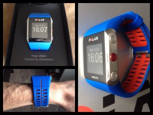 The Polar V800 Smart Training Computer (that fits on your wrist!)