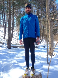 The Arc'teryx Norvan Jacket from their Endorphin line