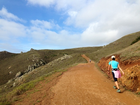 Never ending hills at ECSCA