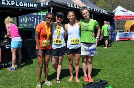 Trail Running Camp and Clinic with Jenn Faraone